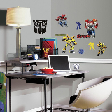 Wandsticker - Set Transformers Autobots - Bild 1