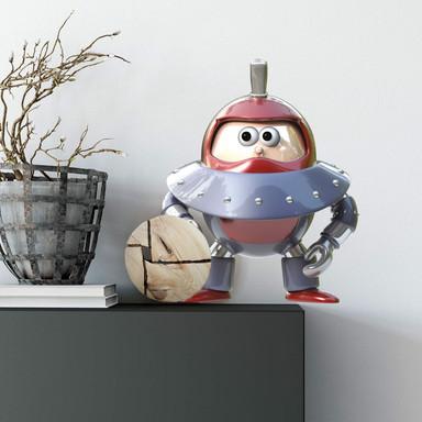 Wandtattoo Michel Agullo - Roboter Gigantus