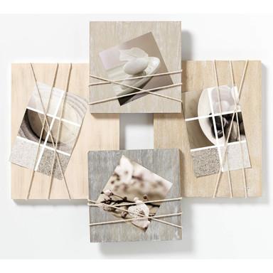 Bella Galerierahmen für 4 Fotos mixed - Bild 1