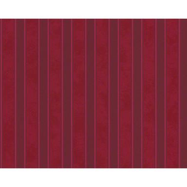 Mustertapeten Versace Wallpaper Tapete Barocco & Stripes Rot
