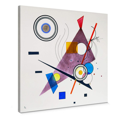 Leinwand Kandinsky - Komposition II