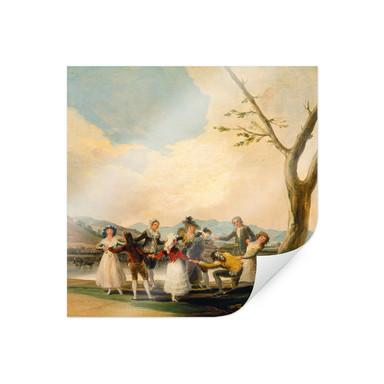 Poster de Goya - Das Blindekuhspiel