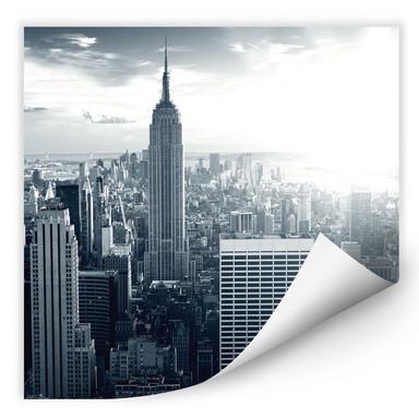 Wallprint The Empire State Building - quadratisch