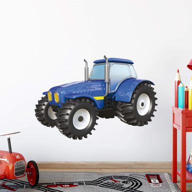 Wandtattoo Michel Agullo - Traktor
