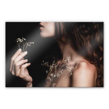 Acrylglasbild Vasilenko - Blüten
