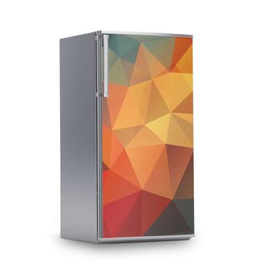 Kühlschrankfolie 60x120cm - Polygon- Bild 1