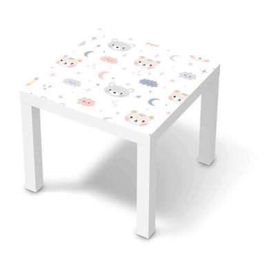 Möbelfolie IKEA Lack Tisch 55x55cm - Sweet Dreams