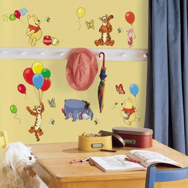 Wandsticker-Set Winnie Puuh und seine Freunde - Bild 1