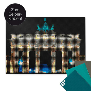 Dot-On Klebeposter XL - Berlin 50x70cm - Bild 1