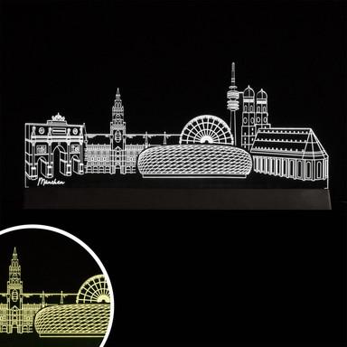 LED Skyline München