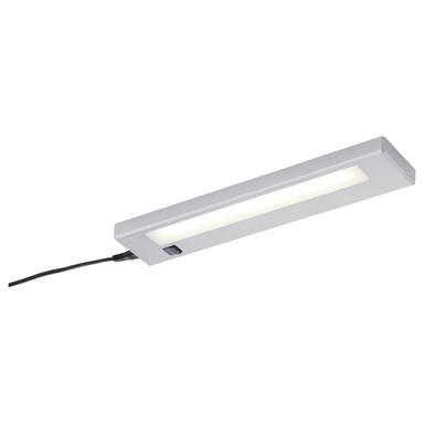 LED Unterbauleuchte titanfarbig und Weiss 4W 350lm