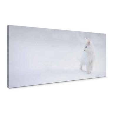 Leinwandbild Prexus - Weisser als Schnee
