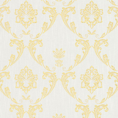 Architects Paper Textiltapete Metallic Silk weiss, metallic