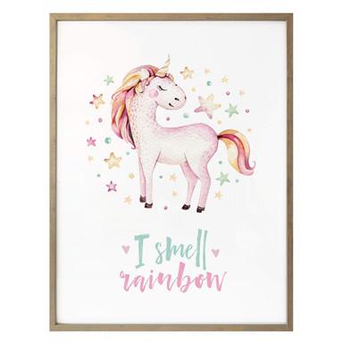 Poster Kvilis - I smell Rainbow - Sterne