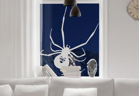 Glasdekor Gruselspinne - Bild 2