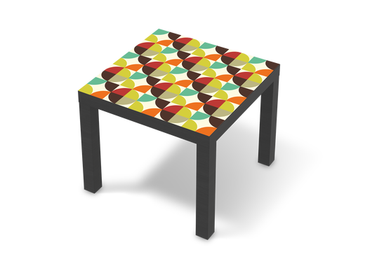 Möbelfolie Equality für Lack 55x55cm - Designfolie Equality (Lack 55x55cm)