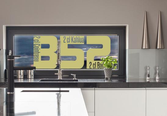 Glasdekor Rezept B52 - Bild 3
