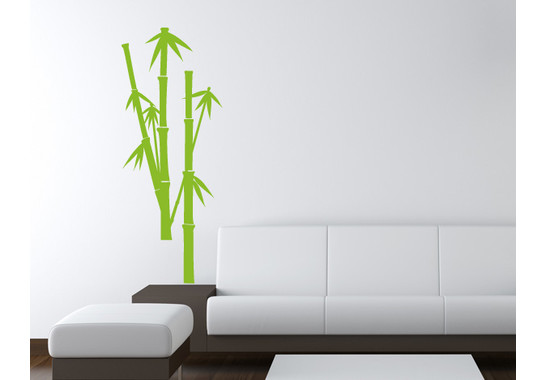 Wandtattoo Bamboo