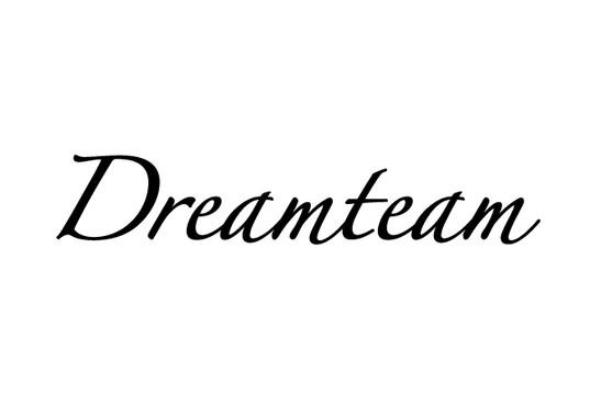 schwarz/weiss Ansicht - Wandtattoo Dreamteam