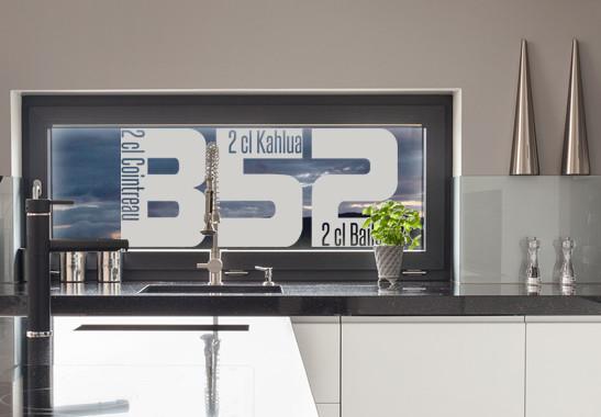 Glasdekor Rezept B52 - Bild 2