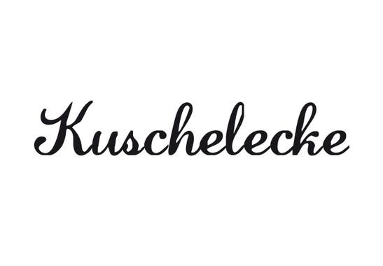 schwarz/weiss Ansicht - Wandtattoo Kuschelecke