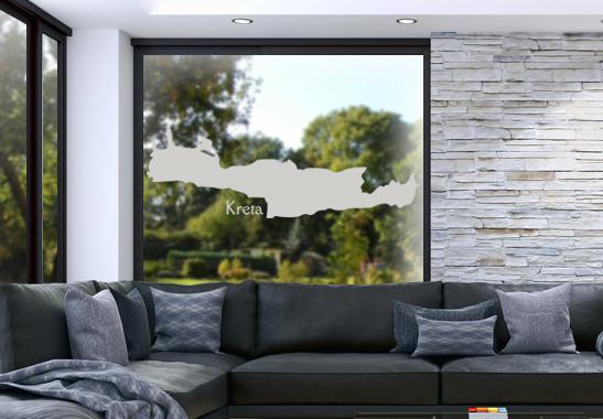 Glasdekor Kreta - Bild 2
