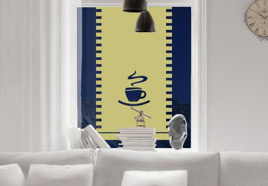Sichtschutz Café Markise - Bild 3
