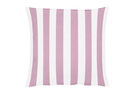 APELT Kissenhülle Delfi 40x40 cm rosa - Bild 1