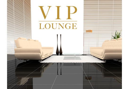 Wandtattoo VIP Lounge 2