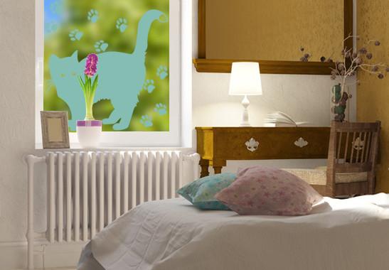 Glasdekor Braves Kätzchen - Bild 5