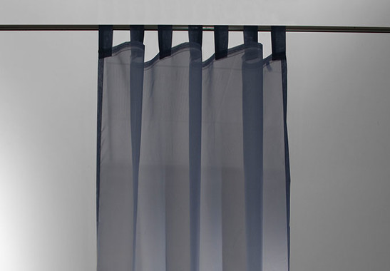 Schlaufenschal Raffi Pearl blau - Bild 2