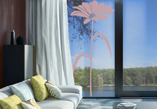 Glasdekor Gerbera - Bild 4