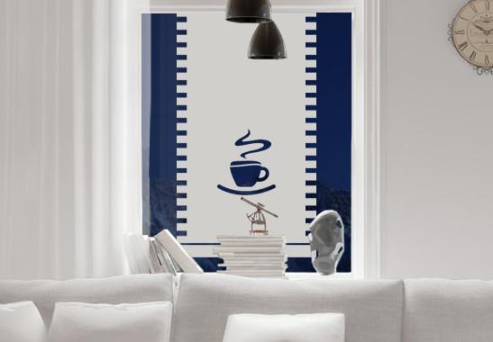 Sichtschutz Café Markise - Bild 2