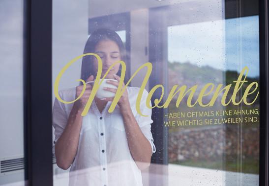 Glasdekor Momente - Bild 3