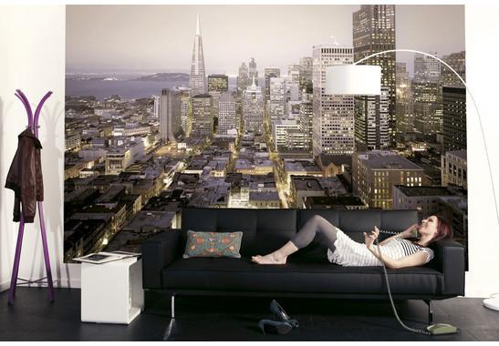 Vliesfototapete Urban - Bild 1