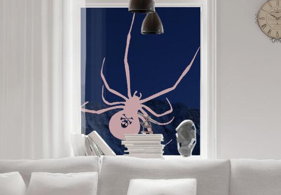 Glasdekor Gruselspinne - Bild 4