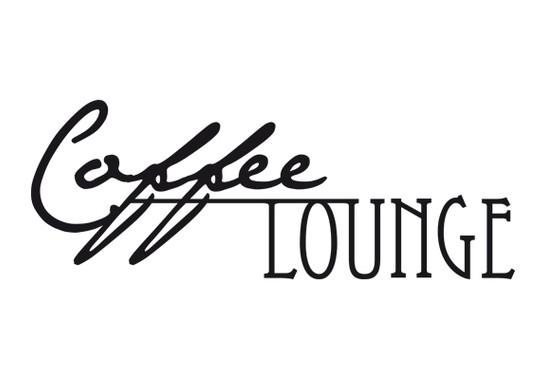 Das gesamte Motiv  - Glasdekor Coffee Lounge