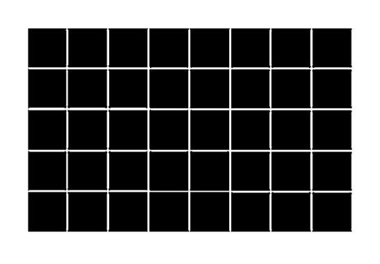Fliesenaufkleber Mono 40er Set - Bild 2