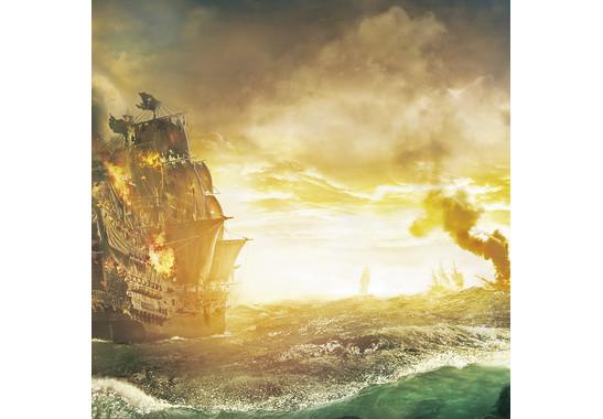 Fototapete Pirates of the Caribbean - Bild 3