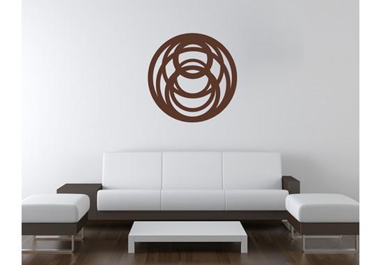 Wandtattoo Kreiszeichen
