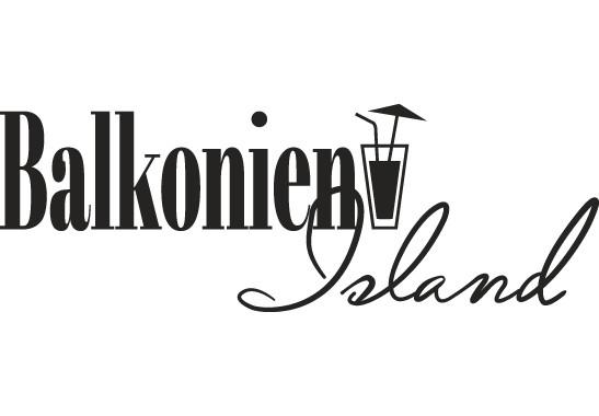 Glasdekor Balkonien Island - Bild 6