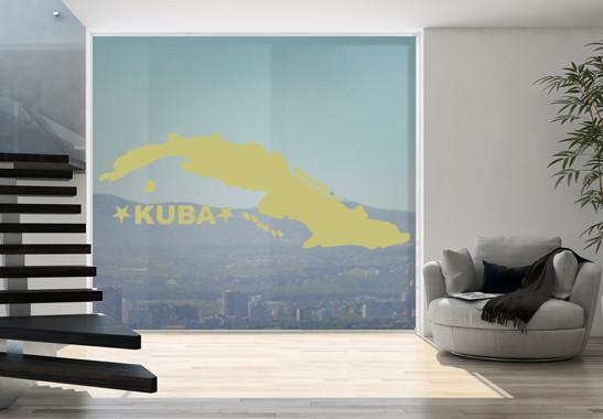 Glasdekor Kuba - Bild 3