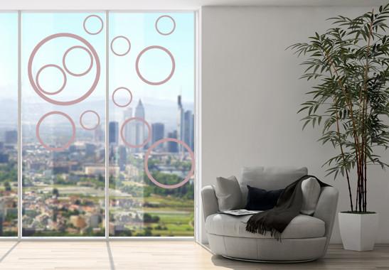Glasdekor Circles - Bild 4