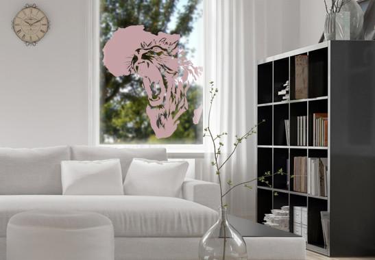 Glasdekor Der König der Löwen - Bild 4