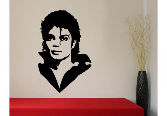 Wandtattoo Wallpaper Jacko