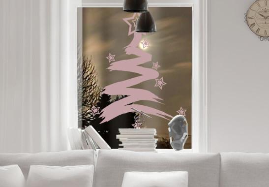 Glasdekor Sternenbaum - Bild 4