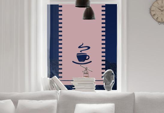 Sichtschutz Café Markise - Bild 4