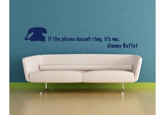 Wandtattoo Phone