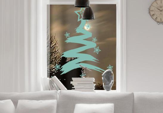 Glasdekor Sternenbaum - Bild 5
