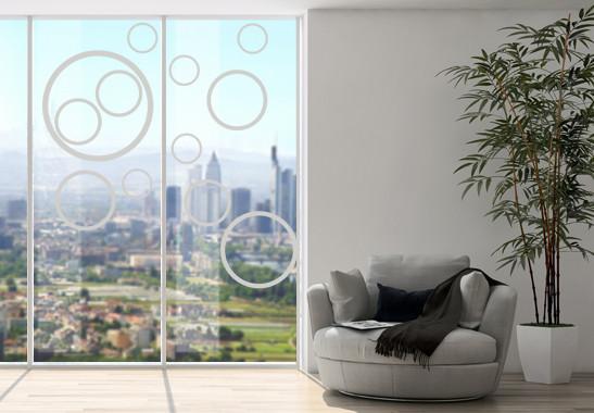 Glasdekor Circles - Bild 2